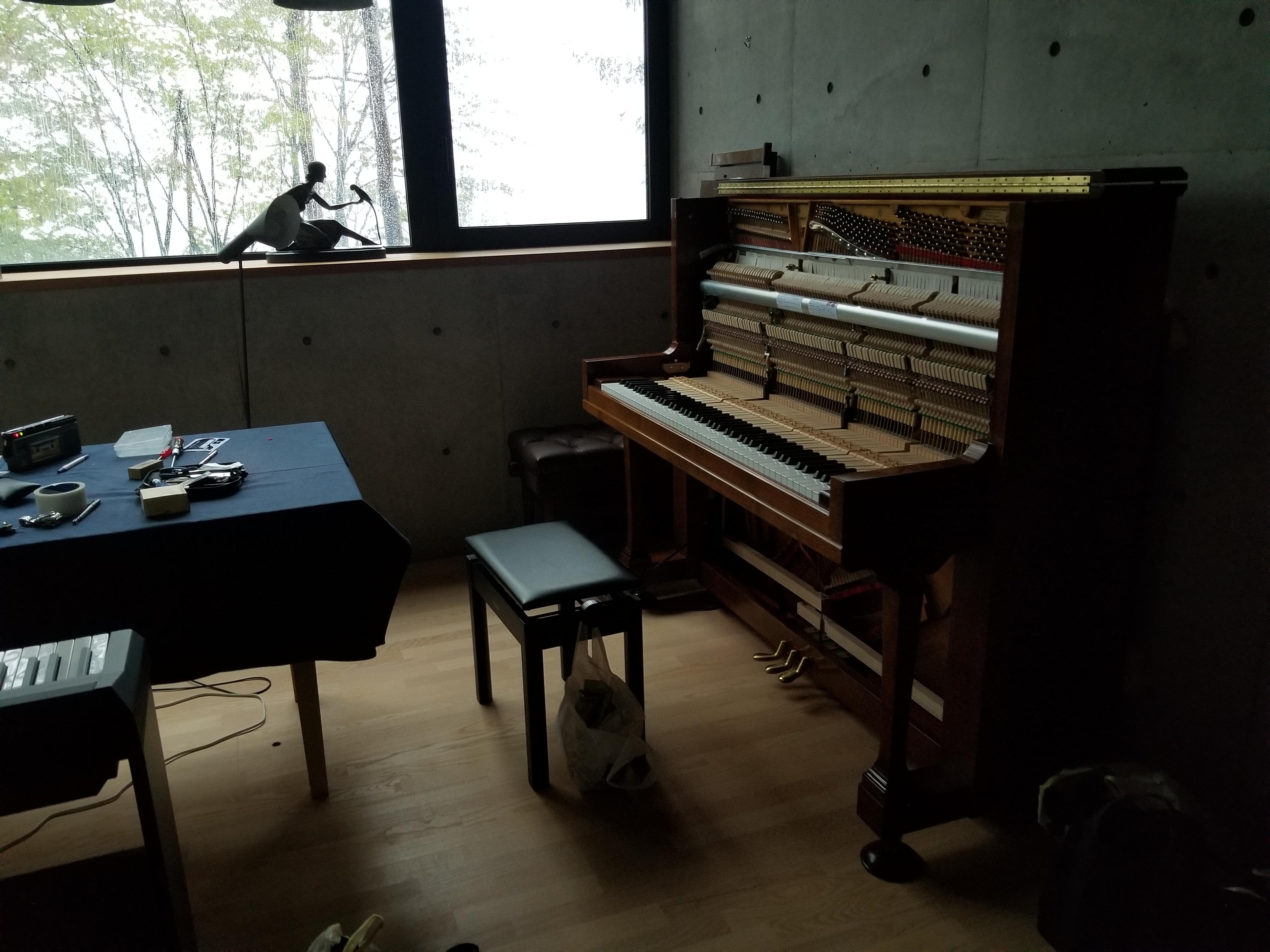 ピアノ防音4